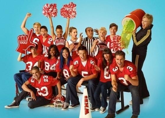 Nova imagem de divulgação de Glee (14/3/2011)