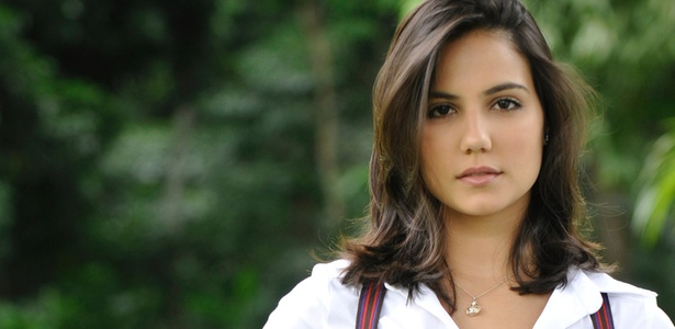 A atriz Rayana Carvalho (9/4/2011)