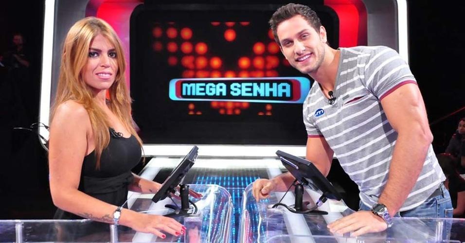 Raquel Pacheco e Eliéser participam do