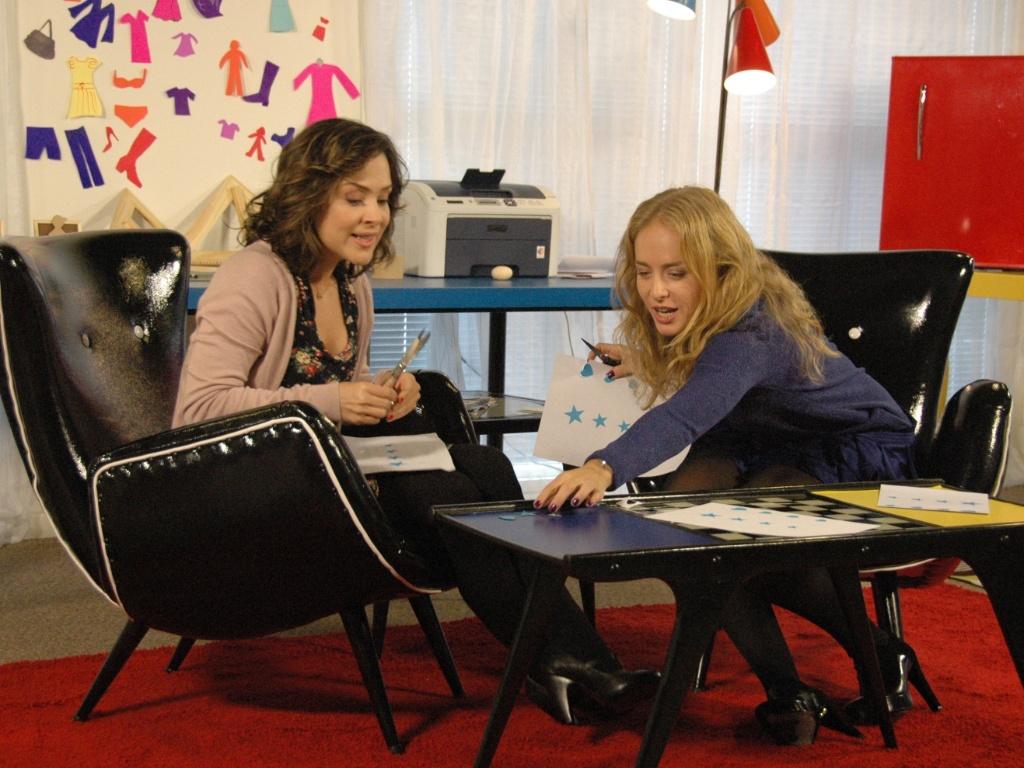 Angélica entrevista Gabriela Duarte para o