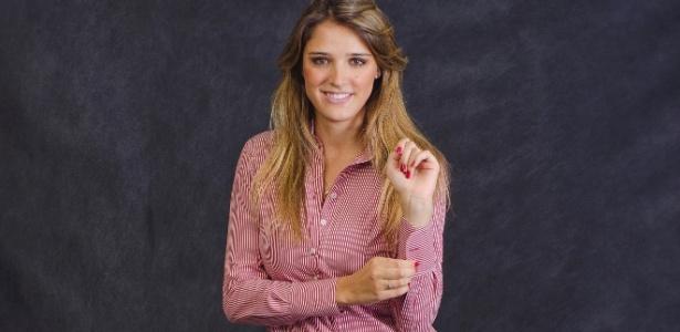 A apresentadora Rafa Brites é namorada de Felipe Andreoli, repórter do CQC (28/4/2011)
