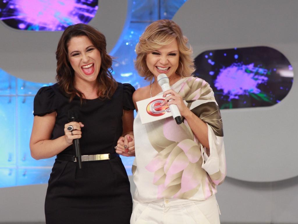 A cantora Maria Rita vai ao programa