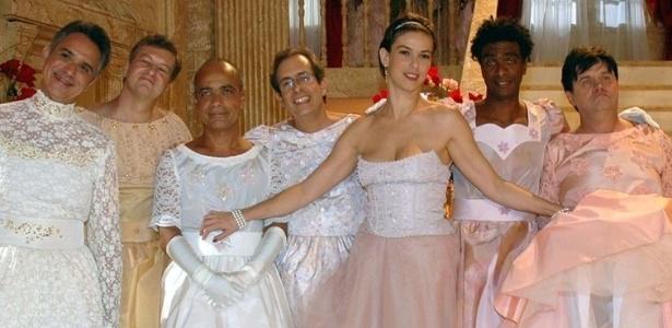 Casseta & Planeta deve voltar a grade da Globo no próximo ano (2011)