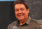 Fausto Silva - Zé Paulo Cardeal/TV Globo