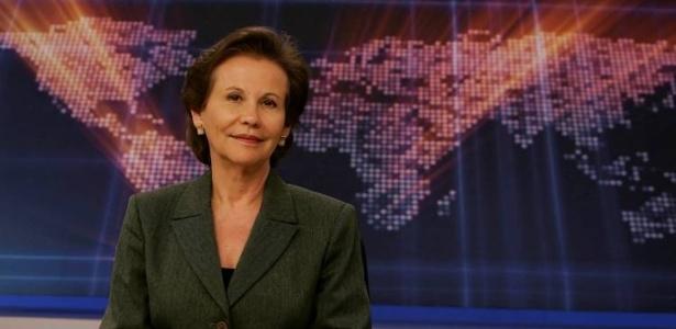 Maria Lydia Flandoli é despedida da TV Gazeta (27/5/11)