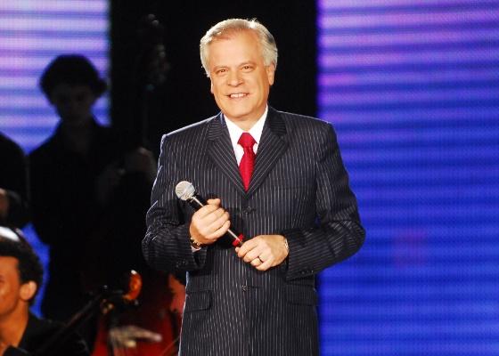 O jornalista Chico Pinheiro (2007)