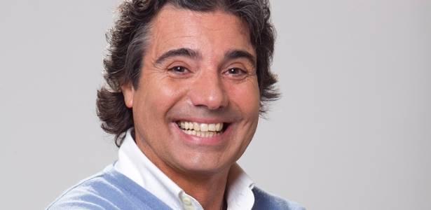 O apresentador de TV João Kléber