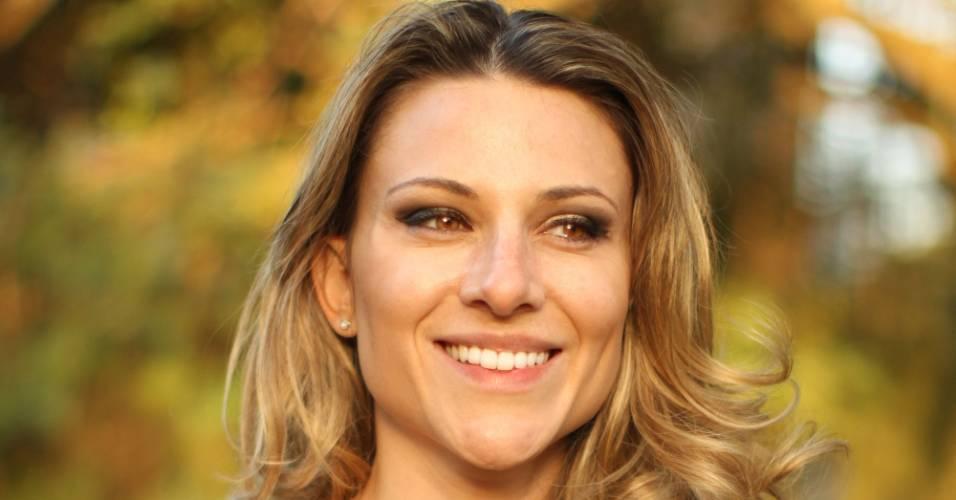 Apresentadora E Modelo Daniela Freitas Divulgacao Mais A