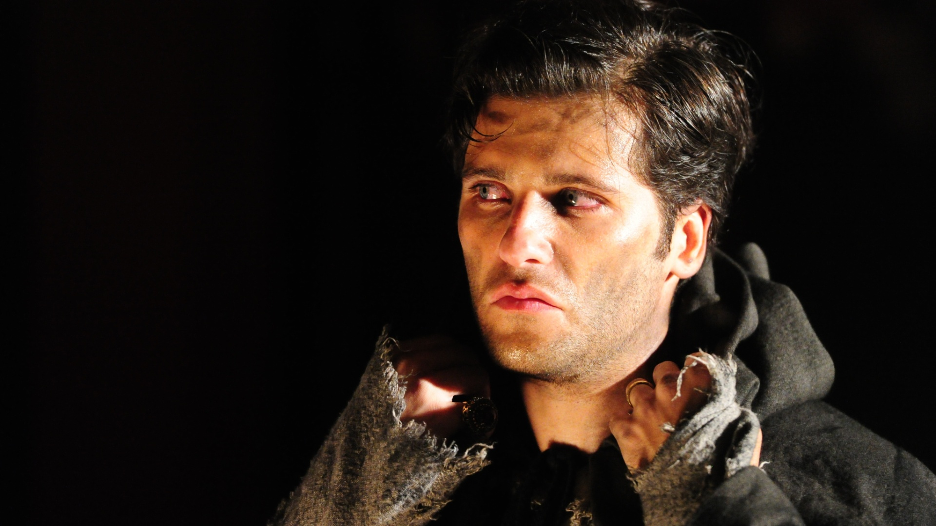 Timteo (Bruno Gagliasso), em cena de 