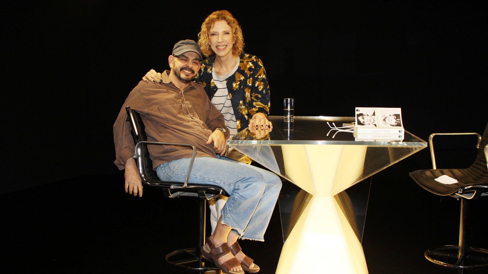 Marília Gabriela entrevista João Nery no