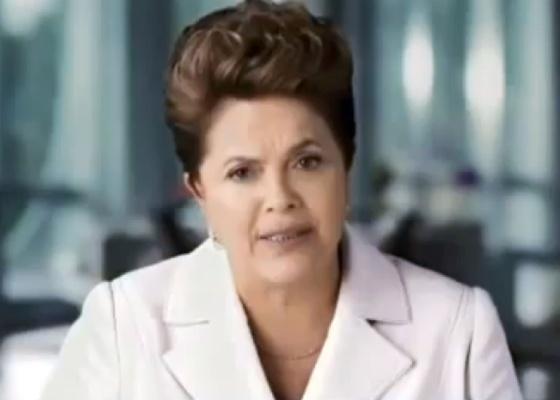 Pronunciamento da presidente Dilma Rousseff realizado na última terça-feira (8/11/2011)
