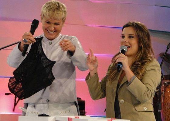 Fernanda Souza grava participação no