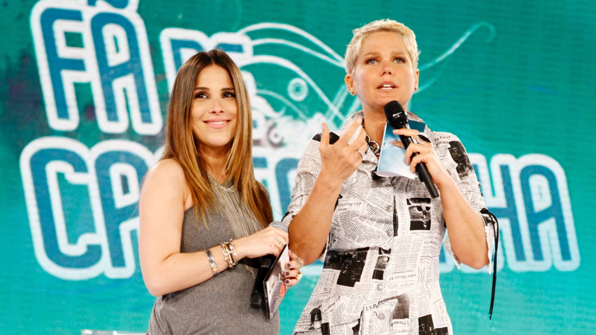 Wanessa Camargo participa do quadro 