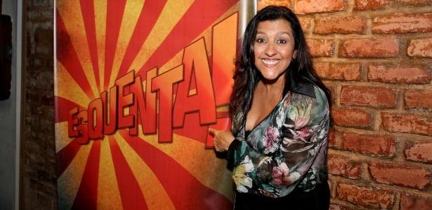 Regina Casé apresenta novidades da próxima temporada do Esquenta! (30/11/11)
