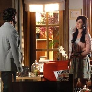 gRodrigo conta para Manu que <br>ele e Ana est�o juntos