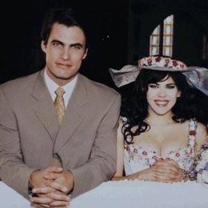 Carlos Casagrande e Bárbara Paz na novela