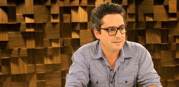 Alexandre Nero é convidado do programa