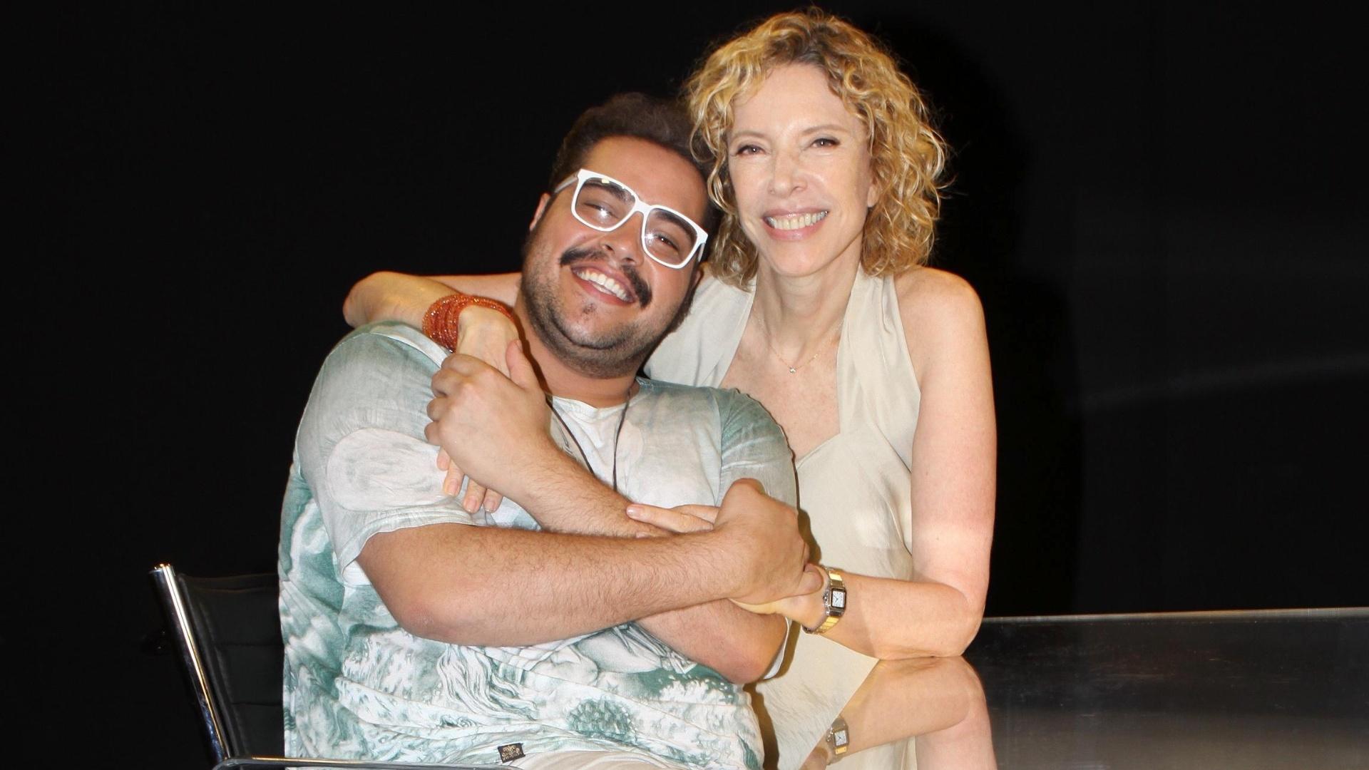 Tiago Abravanel no programa