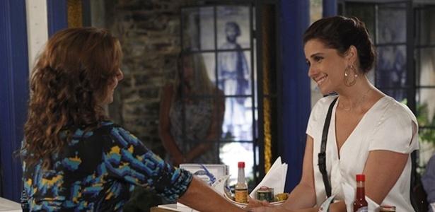 Marina Mota e Giovanna Antonelli em cena de