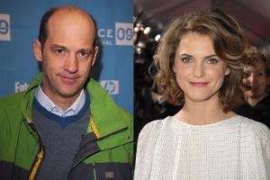 Os atores Anthony Edwards e Keri Russell estrelarão em novas séries televisivas