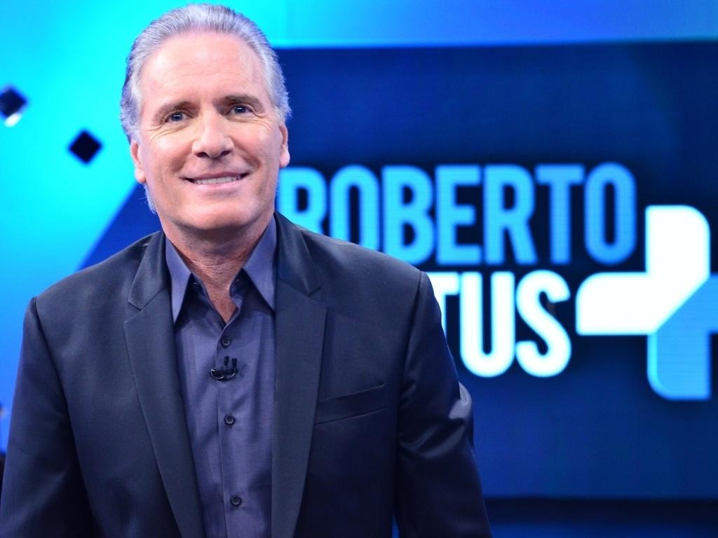 Roberto Justus apresenta o programa