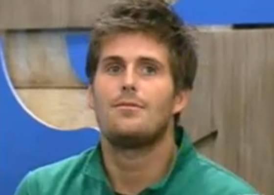 Thiago Gagliasso recebe 5 votos e está na Roça  (21/8/11)