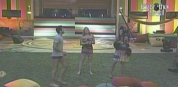 Rodrigão, Paula e Talula são os últimos