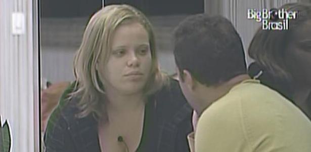 Paula diz para Daniel que está com saudades do Cristiano (14/2/11)