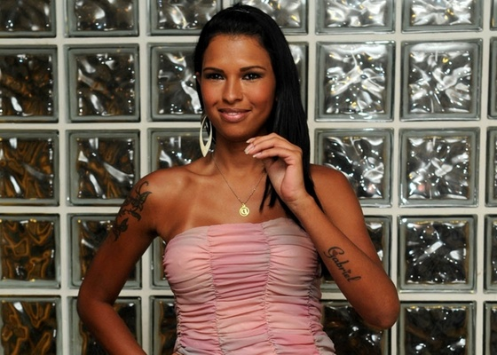 "Ariadna deixa o ""Big Brother Brasil 11"" (18/1/11)"