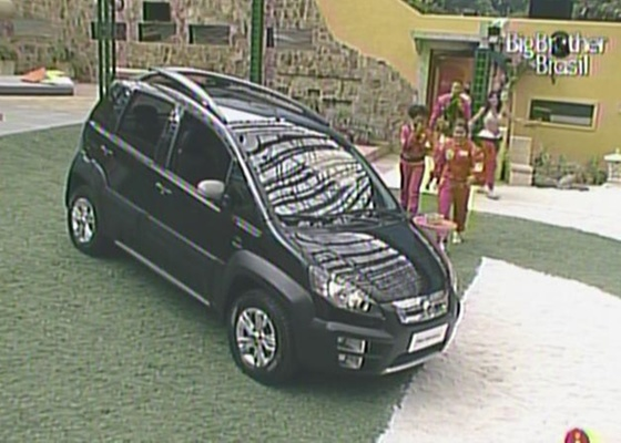 Janaina vence prova do anjo e fatura um carro 0km (25/2/11)