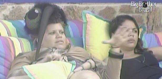 Paula fala das mudanças da casa do BBB para Maria (27/2/11)