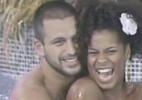 """Diogo e Janaína são eliminados do """"Big Brother Brasil 11"""""""