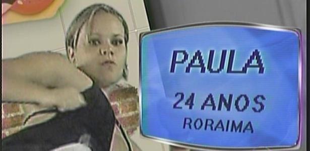 Paula também se prepara para luta contra Diogo e Janaína (1/3/11)