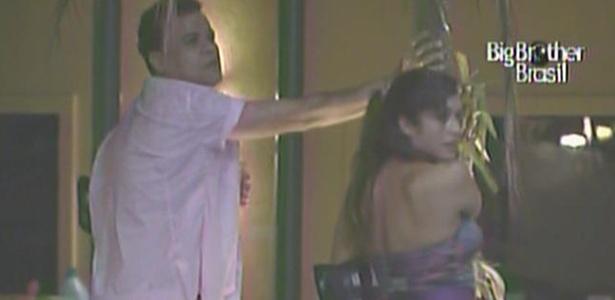 Maria se junta a Daniel na já famosa