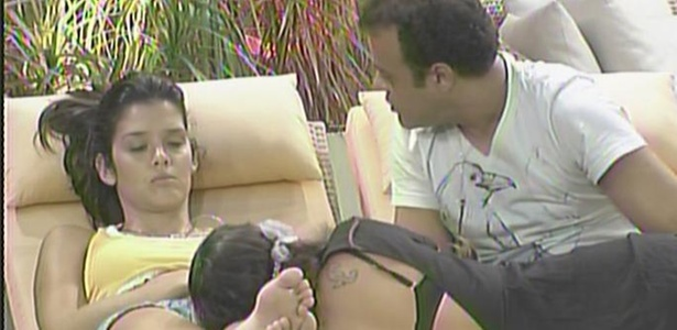 Talula, Maria e Daniel criticam Jaqueline, Mau Mau, Rodrigão e Paula (7/3/11)