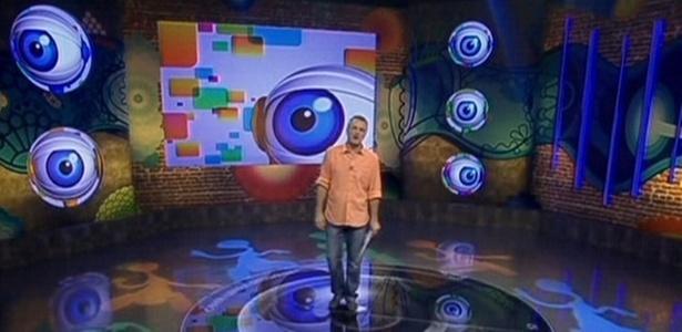 Bial apresenta nesta quinta a prova do líder ao vivo (10/3/11)