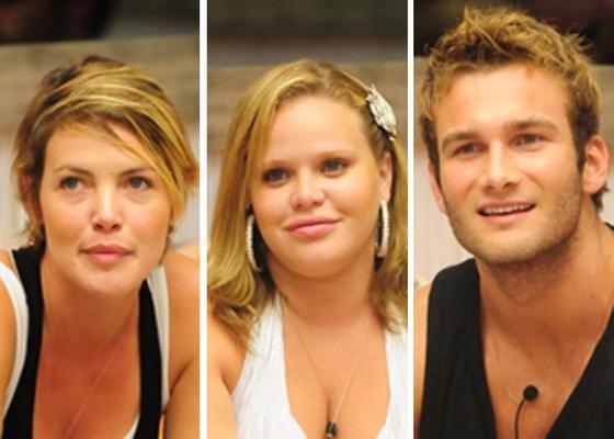 Paula, Diana e Wesley disputam a preferência do público (18/3/11)