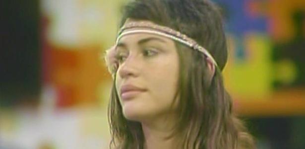 Maria é a imunizada pelo líder Wesley, mandando Daniel, Diana e Rodrigão ao paredão (20/3/11)