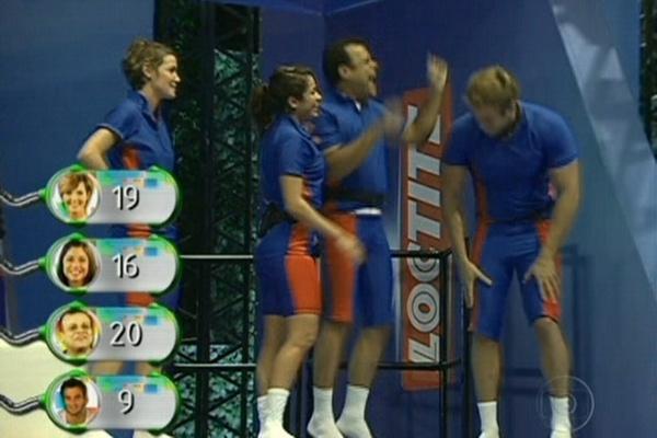 Daniel vence segunda etapa da prova do líder (25/3/11)