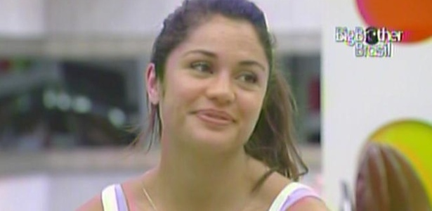 Maria acerta que apenas o ltimo lder do BBB11 j estar garantido na final (26/3/11)