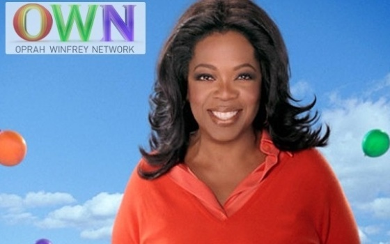 Oprah Winfrey lança a OWN TV