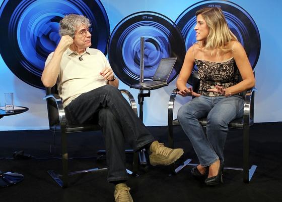 "Mauricio Stycer e Milena Fagundes no ""BBB Na Berlinda"" (23/3/2011)"
