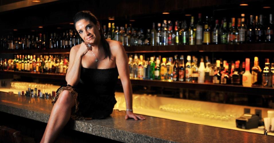 Lydia Sayeg diz que não esconde o que tem dos pobres (24/01/2012)