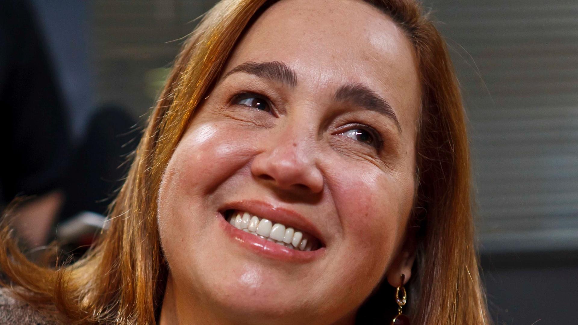 Claudia Jimenez é