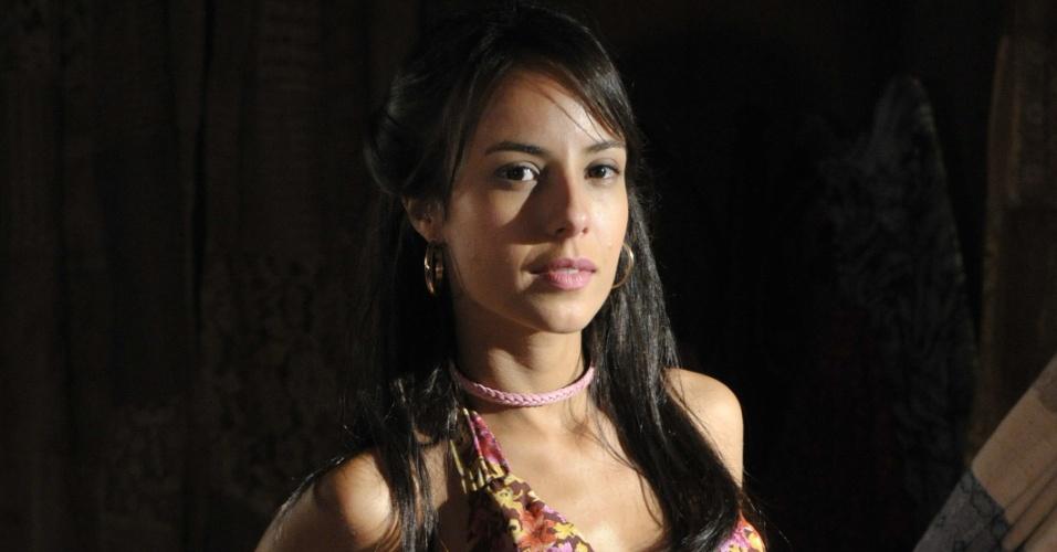 Andréia Horta vive Valéria