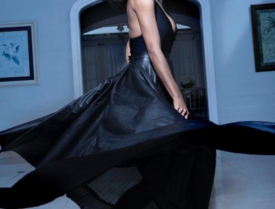 """Suyanne foi modelo e estreou no cinema em """"Árido Movie"""" onde protagonizou cena de sexo com Selton Mello"""