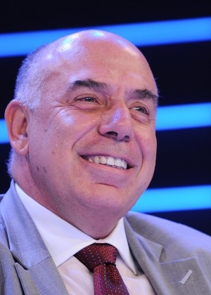 Amilcare Dallevo, presidente da Rede TV!: dias de calmaria na emissora