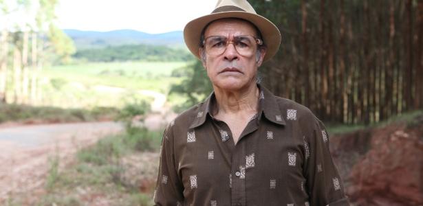 """Osmar Prado como Virgílio, de """"Amor Eterno Amor"""" (2012)"""