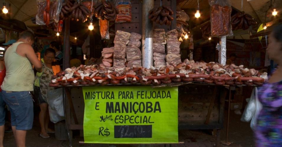 """Mercado Ver o Peso, de Belém do Pará, é um dos destaques de """"Tabu Brasil"""", série do Nat Geo"""