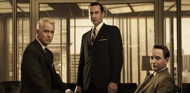 """Uma das novidades da grade da Cultura, a premiada série """"Mad Men"""" será exibida em versão dublada - Divulgação"""